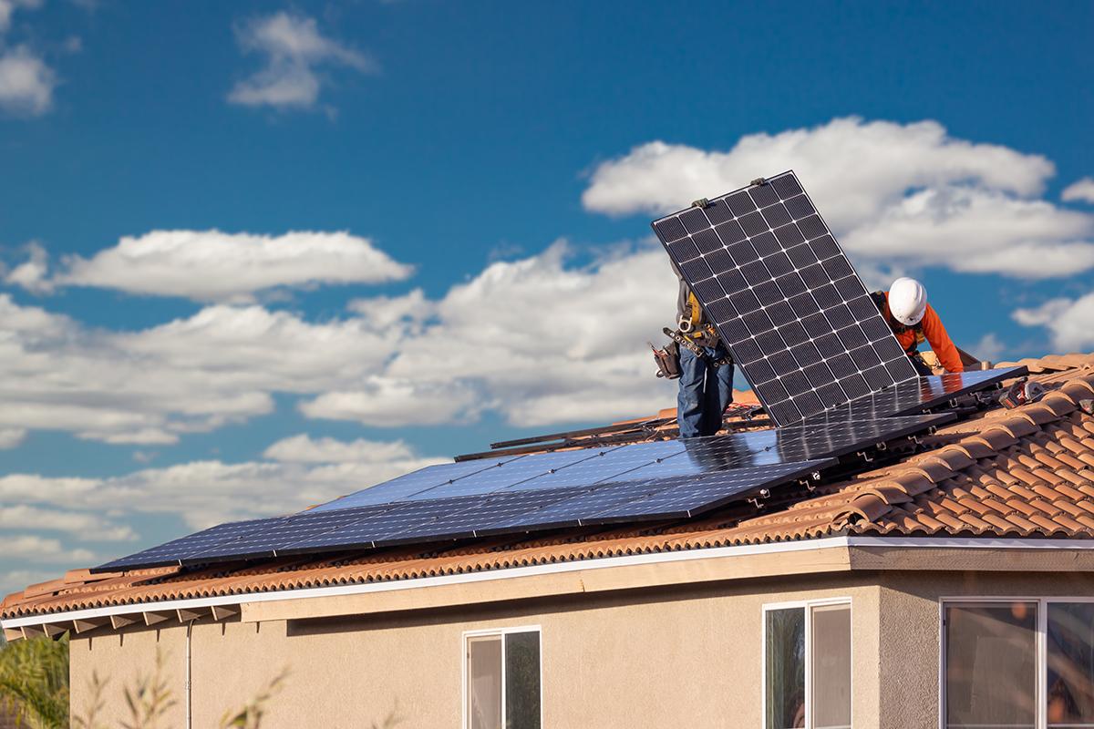 residential solar power Monterey, CA
