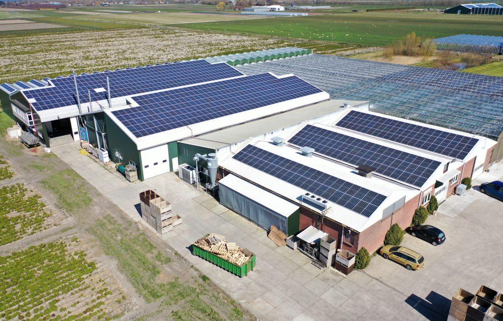 commercial solar power Monterey CA