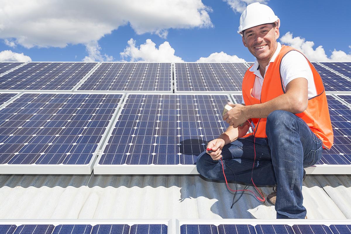 solar power installation Monterey, CA