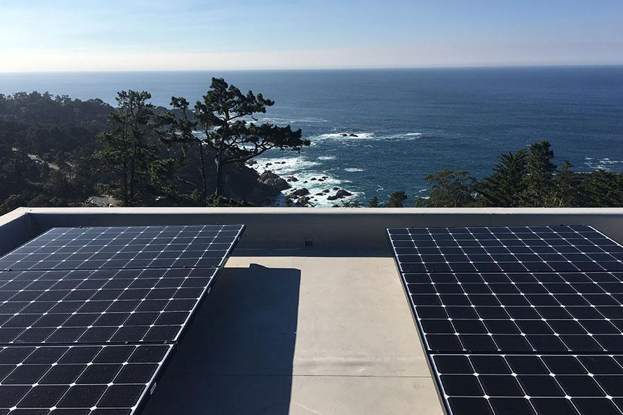 solar power Monterey, CA